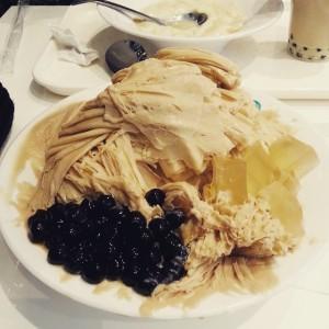 milktea dessert