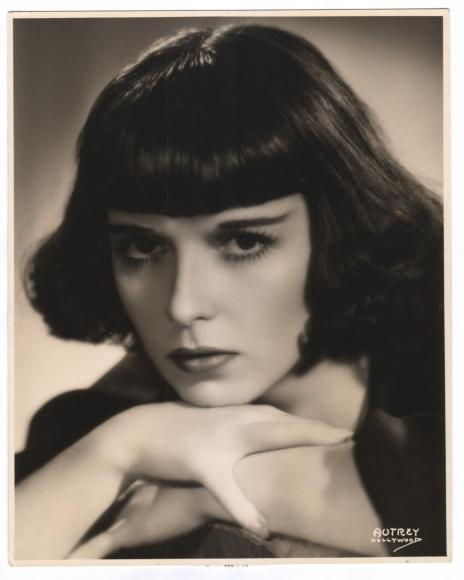 Brooks in her last Hollywood portrait, taken by Max Autrey in 1939
