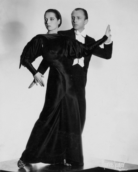 Brooks and Dario Lee, with whom she performed as a touring dance act from 1934-1935