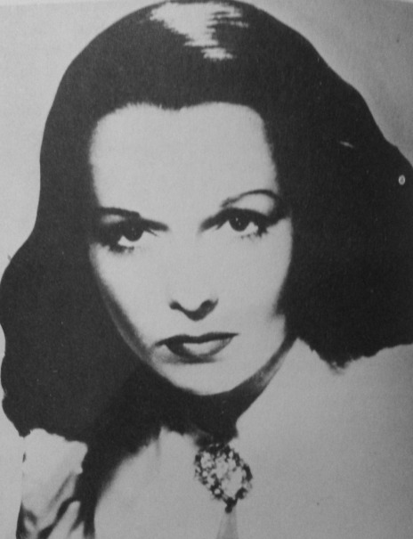Brooks photographed in New York, 1946