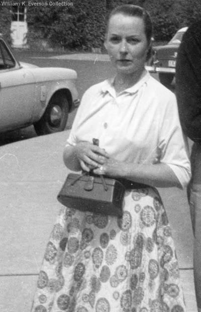 Brooks in Rochester, 1957