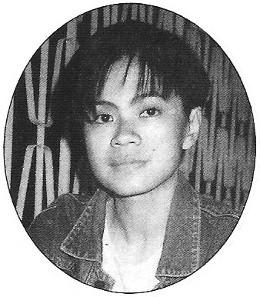 Photograph of Qui Miaojin